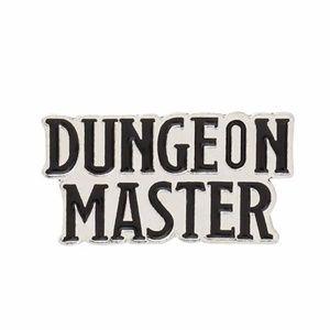 D&D Dungeon Master Enamel Pin